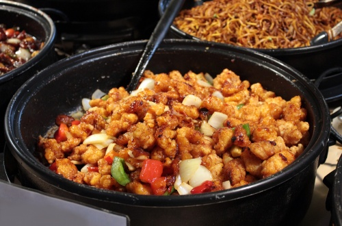Photo of Chinese dish